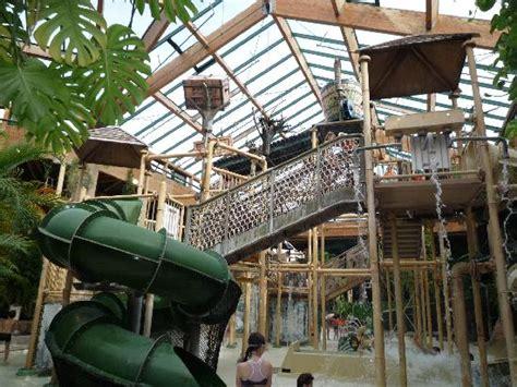 chambre hotel formule 1 arbre a eau photo de center parcs les bois francs