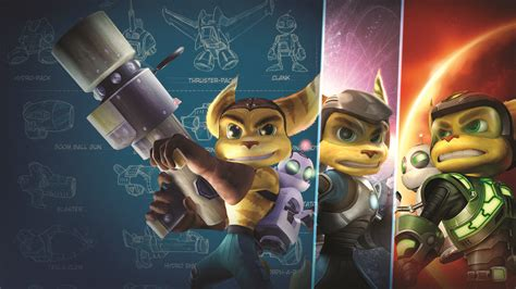Ratchet And Clank Wallpaper Ratchet And Clank Wallpaper Hd 80 Images
