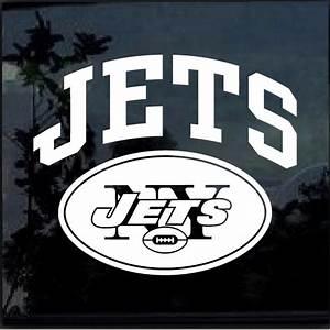 new york ny jets decal sticker custom sticker shop With custom stickers nyc