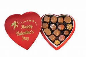 Valentine Heart Box of Chocolates | Mary's Cakery and ...