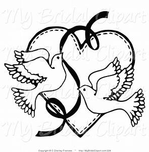 Wedding Doves Clipart - ClipArt Best