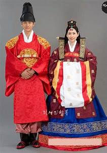 korean traditional wedding hanbok designs dressespic 2013 With korean traditional wedding dress