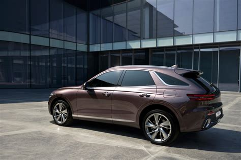 Genesis Presents First Images of Its Second SUV, the ...