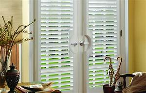 Shutters for Patio & French Doors - Drapery Connection
