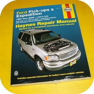 Repair Manual Book Ford Expedition Lincoln Navigator