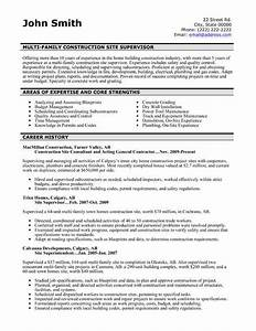 click here to download this construction site supervisor With best site for resume templates