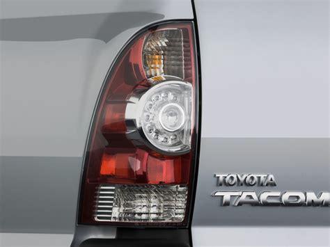 2010 tacoma tail lights image 2010 toyota tacoma 2wd access i4 mt natl tail