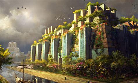 hanging gardens  babylon wiki grepolis en