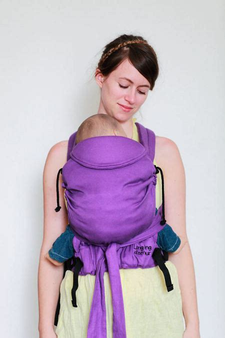 Adjustable mei tai baby carrier | Ling Ling d'amour