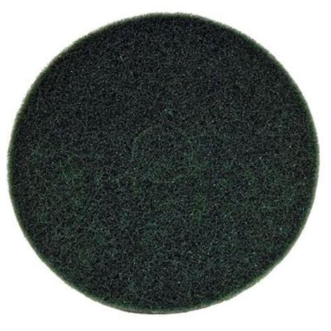 diablo 17 in non woven green buffer pad 5 pack