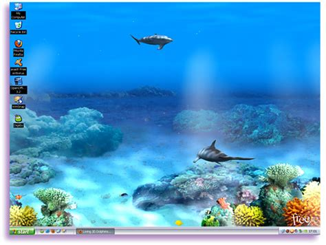 living  dolphins wallpaper  animated  wallpaper