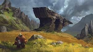 Fantasy Landsca... Moradin Quotes