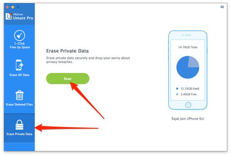 delete data from iphone how to permanently delete data from iphone gizmostorm