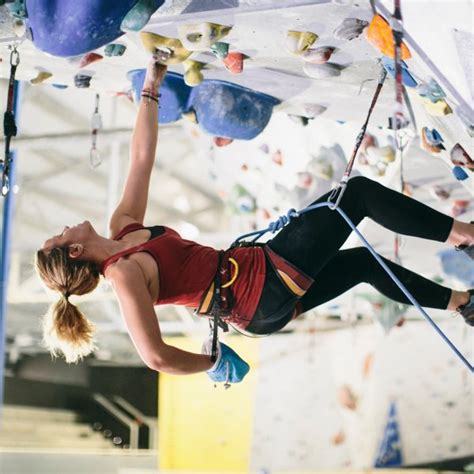 How Gender Affects Your Experience The Climbing Gym