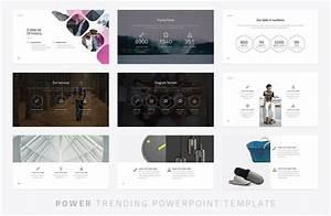 Power Modern Powerpoint Template