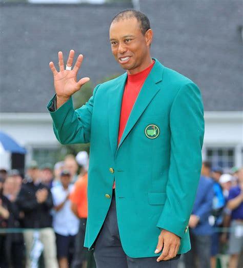 Tiger Woods makes hilarious balding joke after winning ...
