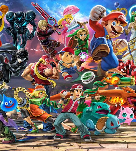 Super Smash Bros. Ultimate – Official Site | Nintendo ...