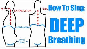 How To Breathe With Your Diaphragm