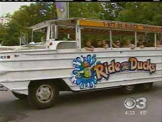 Duck Boat Tours In Philadelphia by Philadelphia Does Not Approve Duck Boat Tours On The
