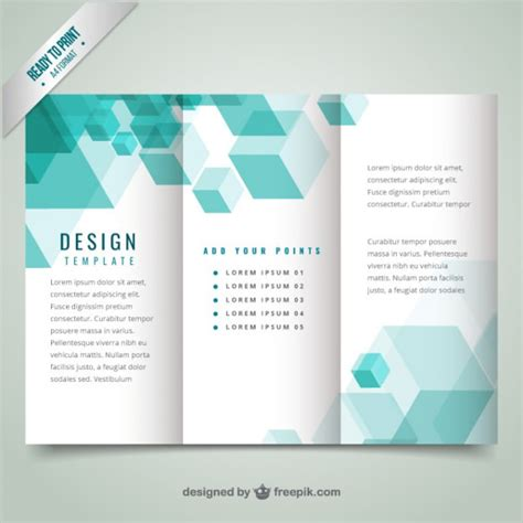 Free Templates For Brochure Design by Free Brochure Templates 60 Free Psd Ai Vector Eps