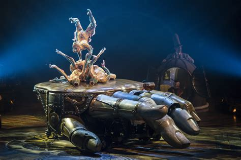 Kurios Cabinet Of Curiosities Portland by Theater Review Kurios Cirque Du Soleil