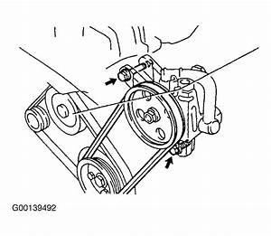1996 Toyota Rav4 Serpentine Belt Routing And Timing Belt