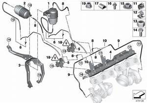 11657565806 - Vacuum Pipe  Engine  Control