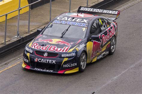 Jamie Whincup In Red Bull Racing Australia Car 1