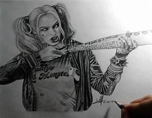 Harley Quinn Ilustra
