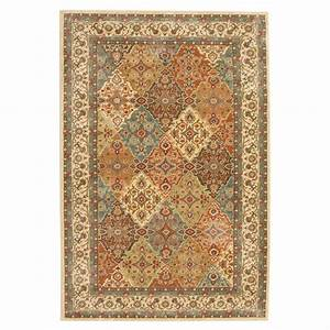 Home Decorators Collection Persia Almond Buff 10 ft. x 12 ...