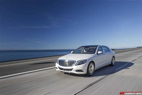 2016 Mercedes-maybach S 600 Review