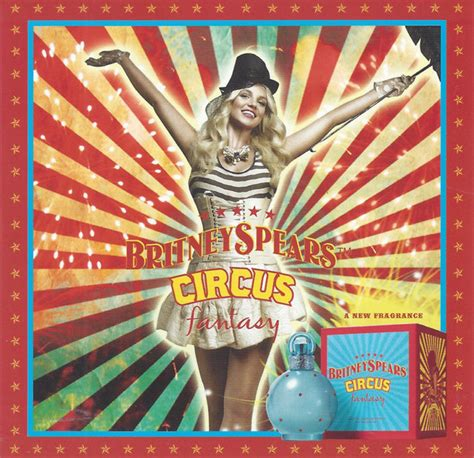 britney spears circus fantasy cd promo discogs