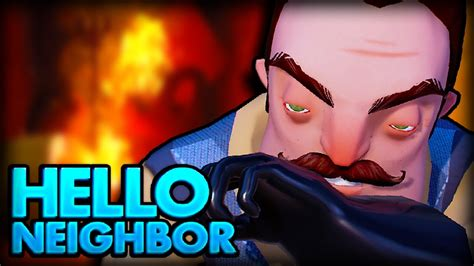alpha 3 early preview hello neighbor part 3