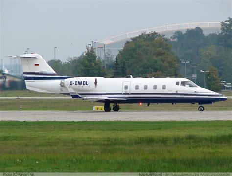 Learjet Learjet 55 - Specifications - Technical Data ...