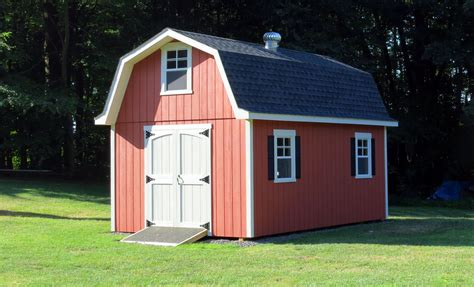 shed styles gambril roof