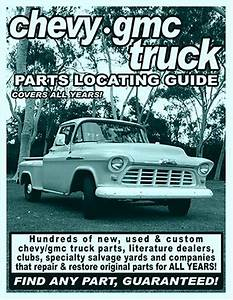 Chevy    Gmc Truck Parts Locating Guide At Virtual Parking
