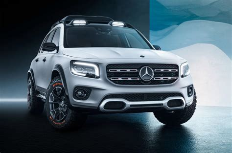 mercedes glb images revealed   world debut