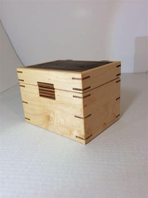 wood hinge recipe box   p  lumberjockscom