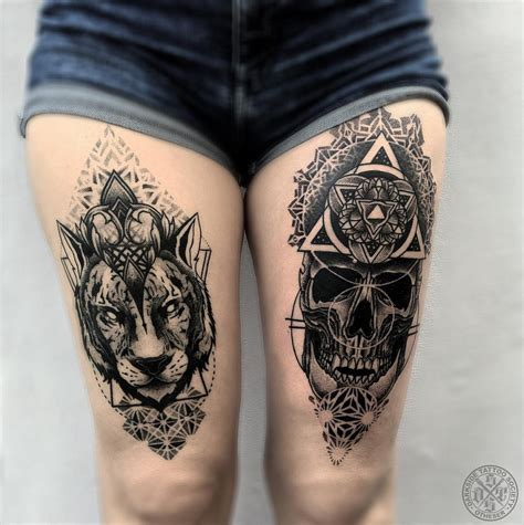 badass tattoo ideas  women page    tattoomagz