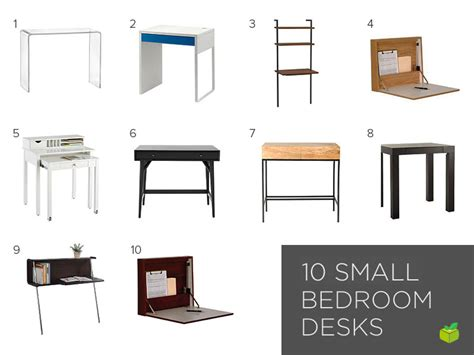 desk ideas for small rooms space saving furniture for your small bedroom