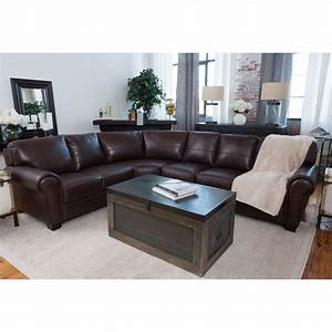 Leather sectional sofa costco sectionals sofas costco for Costco sectional sofa with recliner