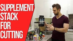 My Supplement Stack For Fat Loss