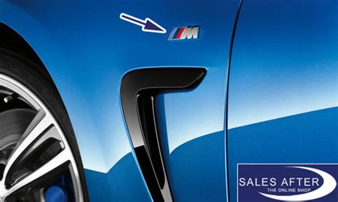 Genuine Bmw M Badge For The