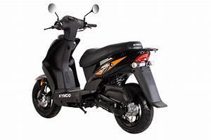 Kymco Roller - Motorrad