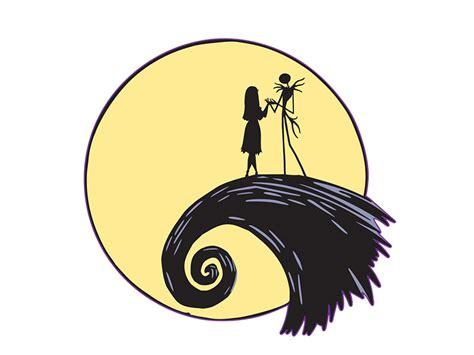 I love you to the moon. Disney® - Tim Burton's The Nightmare Before Christmas ...