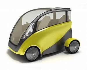Car Eco : capca space saving and environmentally friendly car concept tuvie ~ Gottalentnigeria.com Avis de Voitures
