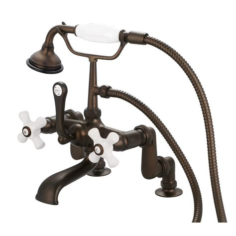 claw tub faucets antique bronze clawfoot tub faucet