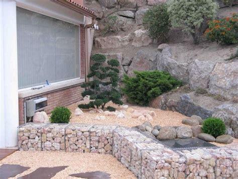 Ideen Für Gartengestaltung Mit Steinen by Gartengestaltung Mit Kies Und Steinen Modern