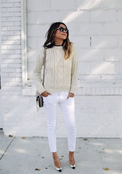 What to Wear With a Sweater This Winter | StyleCaster