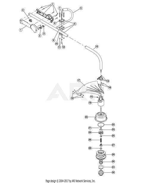 Mtd String Trimmer Mpcs Adg